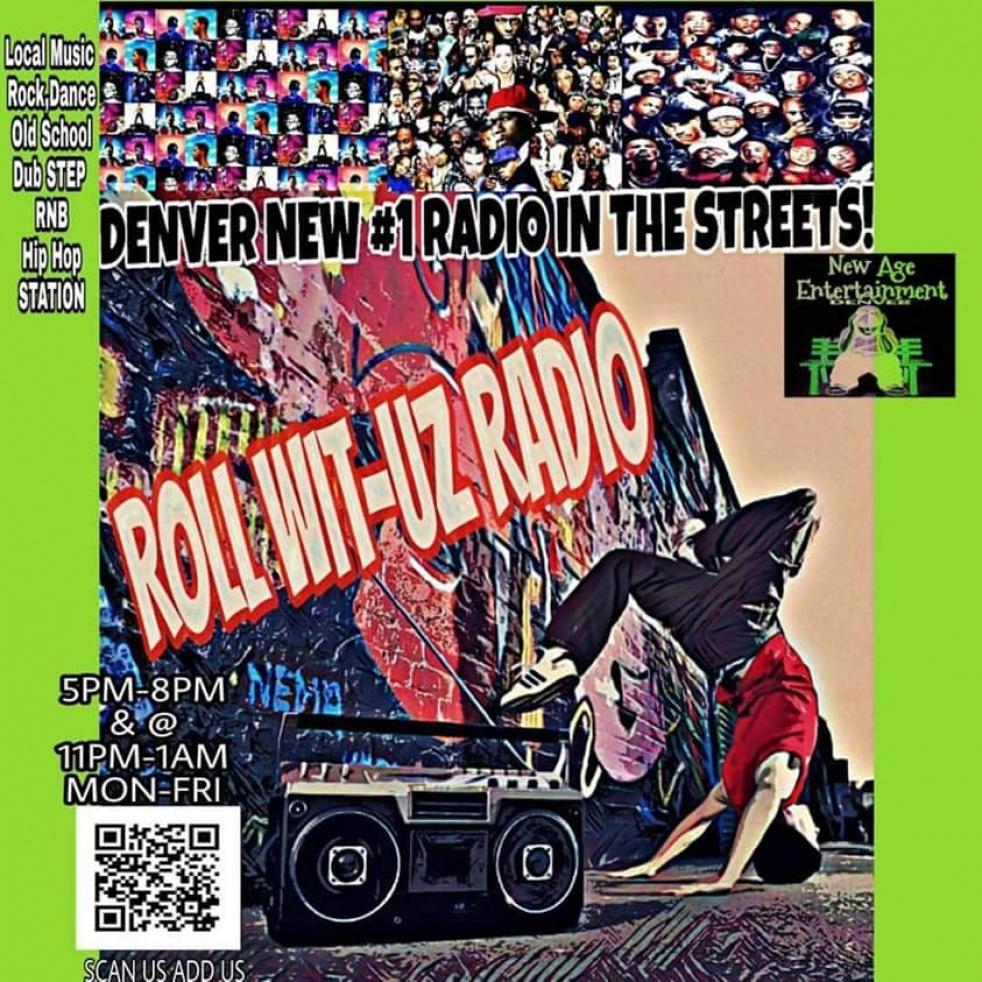 Roll-Wit_Uz-Radio - imagen de show de portada