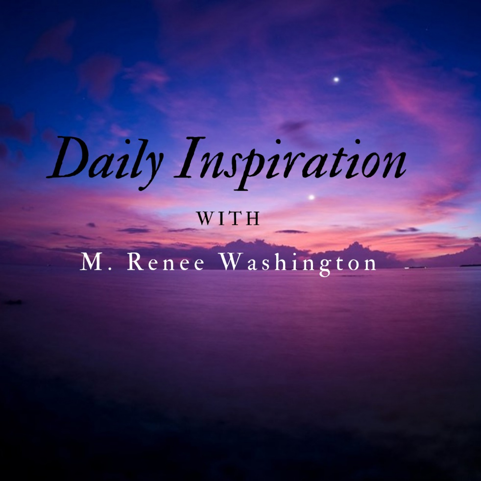Daily Inspiration w/ M. Renee Washington - show cover