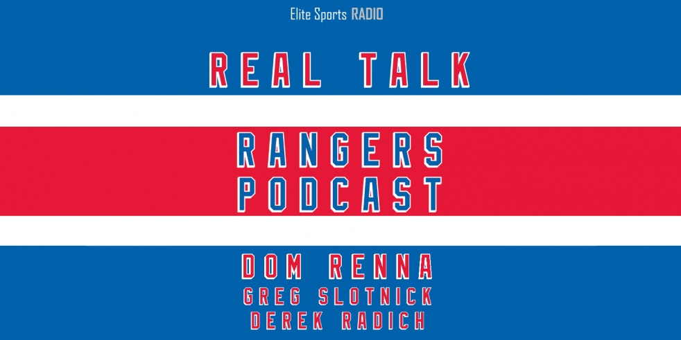 Real Talk Rangers Podcast - show cover