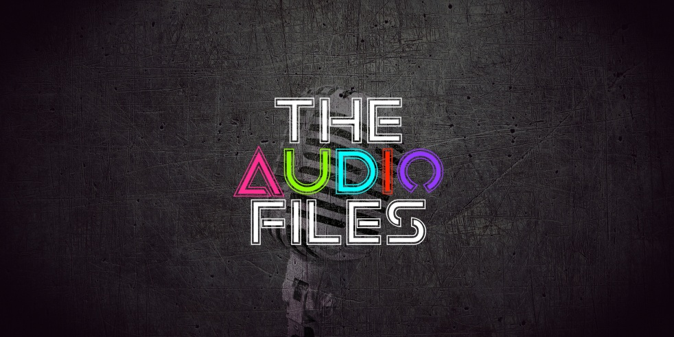 The Audio Files Podcast - show cover