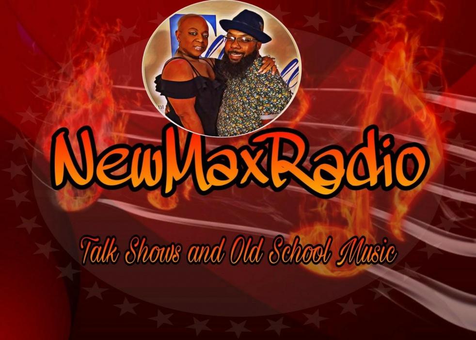 NewMaxRadio - Cover Image