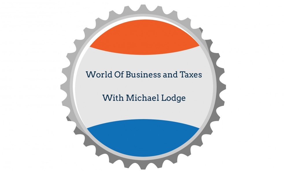 World of Business and Taxes - show cover