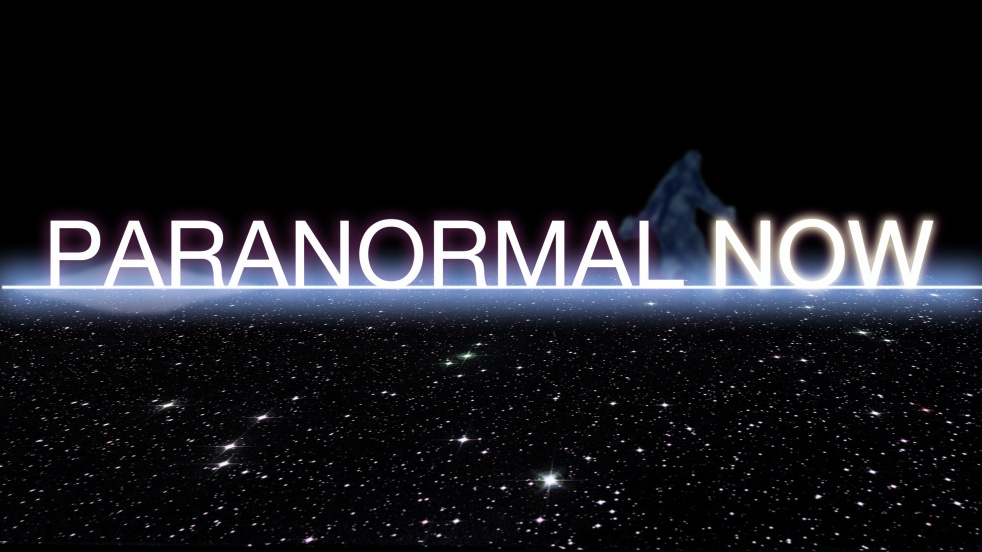 Paranormal Now - Cover Image