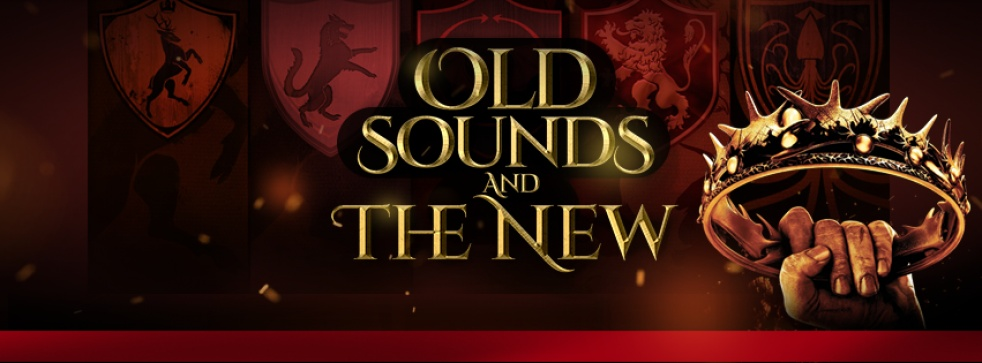 Old Sounds and the New - show cover