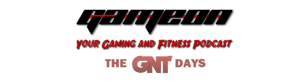 GameOn - The GameNTrain Days - imagen de show de portada