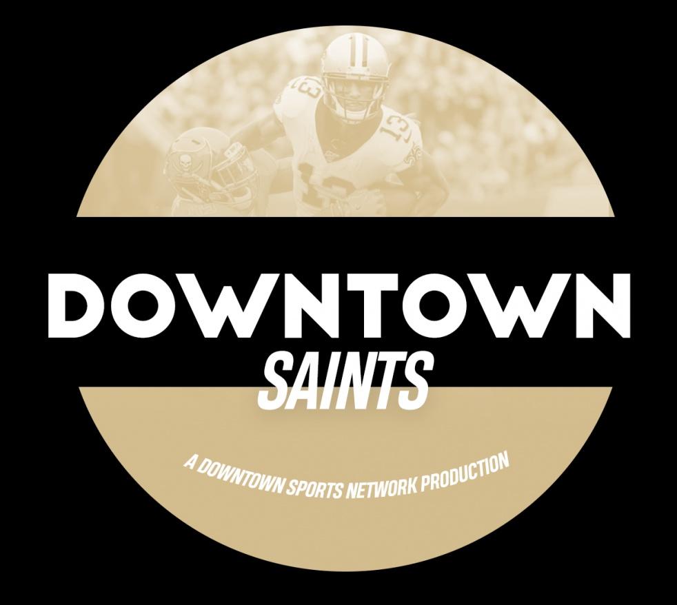 Downtown Saints Podcast - imagen de portada