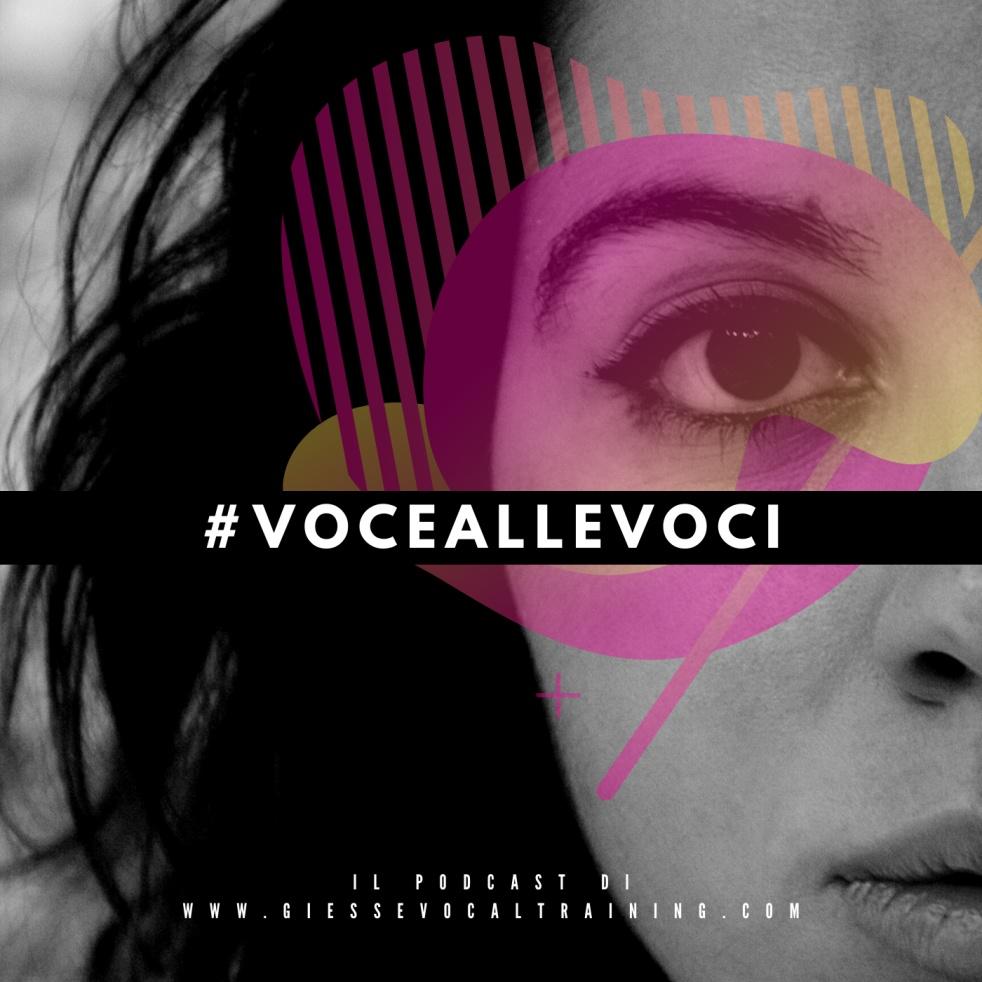 #voceallevoci - Cover Image