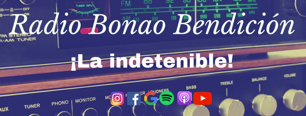 Radio Bonao Bendición - imagen de show de portada