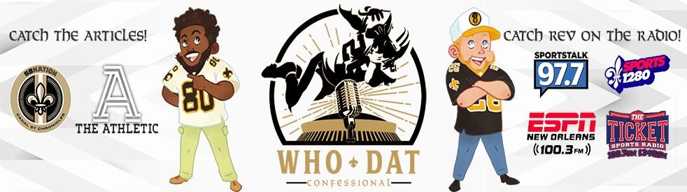 Who Dat Confessional - imagen de portada