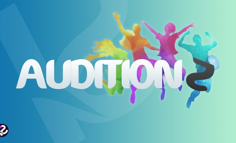 Audition 2 - show cover