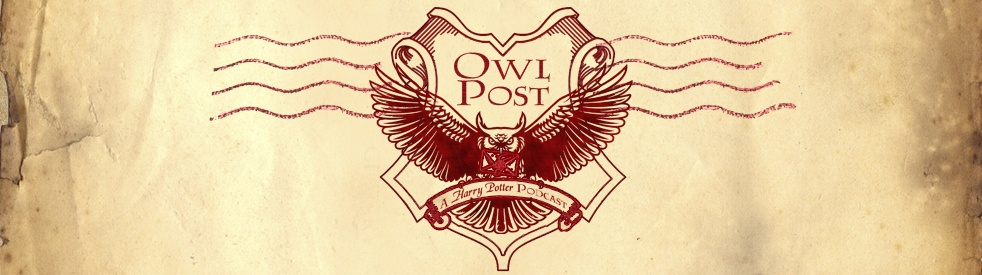 Owl Post: A Harry Potter Podcast - show cover
