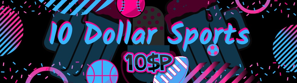 10 Dollar Sports - Cover Image
