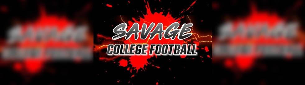 Savage College Football Podcast - immagine di copertina dello show