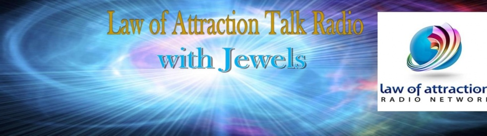 Law of Attraction Radio with Jewels - immagine di copertina