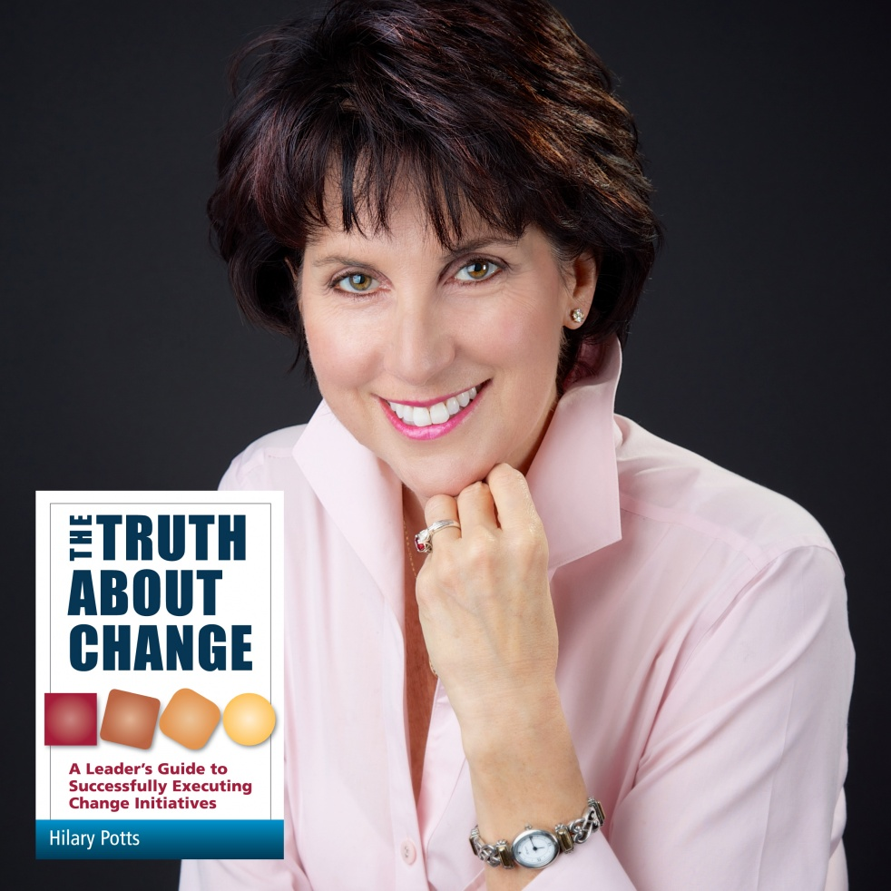 Leadership Strategies with Hilary Potts - show cover