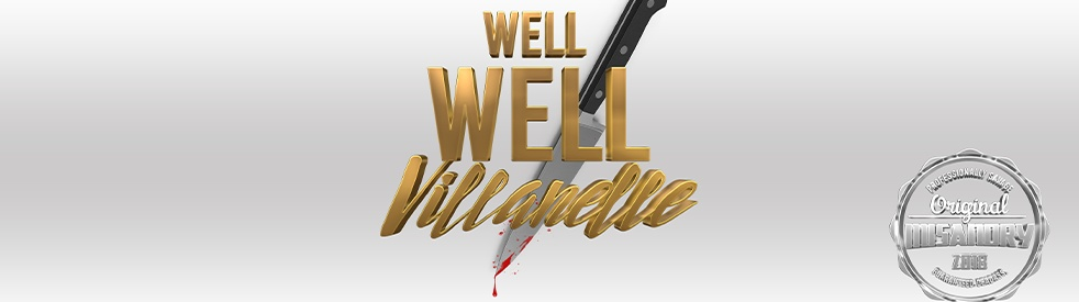 Well Well Villanelle; A Killing Eve Pod - Cover Image
