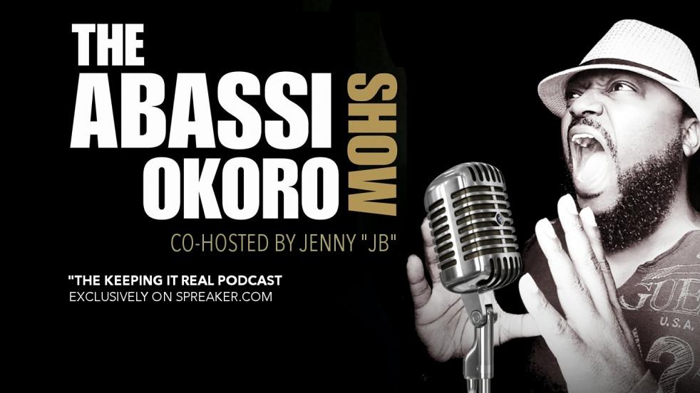 Abassi Okoro's show - immagine di copertina dello show