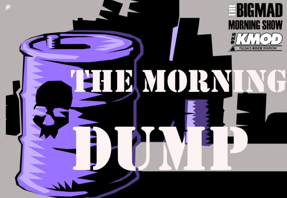 The Morning Dump - immagine di copertina dello show