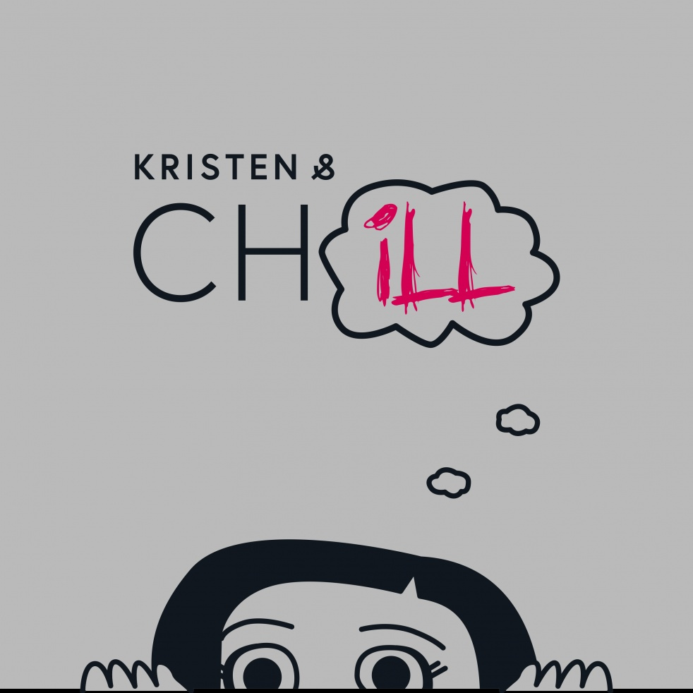 Kristen and Ch(ill) - show cover