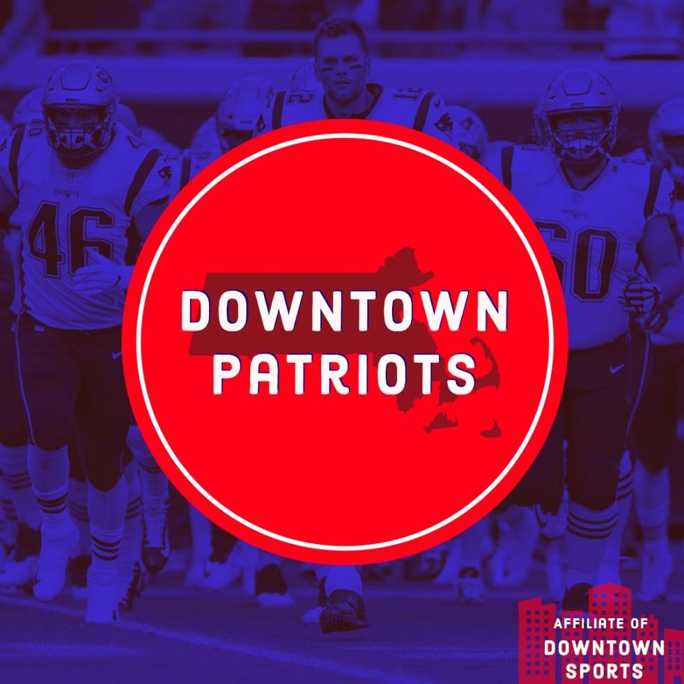 Downtown Patriots Podcast - immagine di copertina dello show