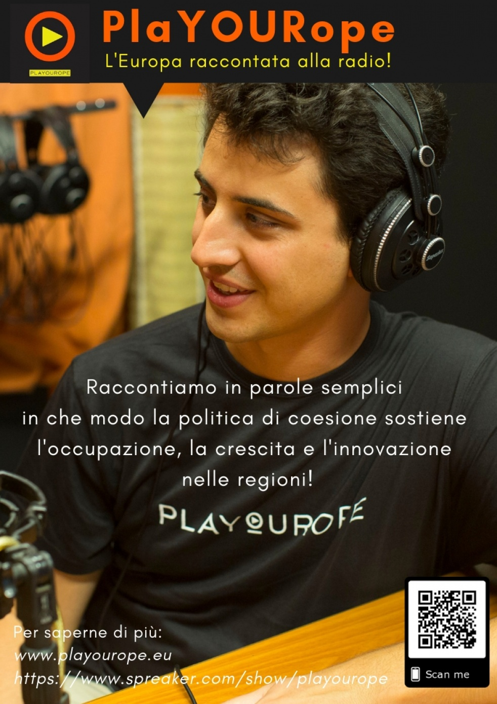 PlaYOURope - Cover Image