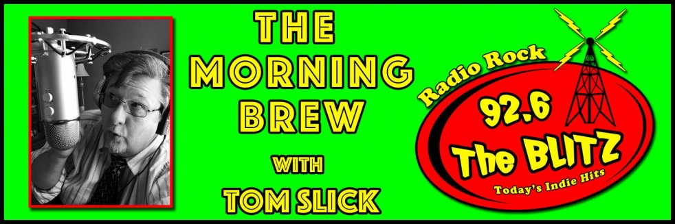 The Morning Brew with Tom Slick - show cover