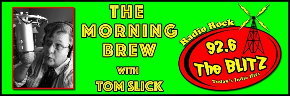 The Morning Brew with Tom Slick - imagen de show de portada