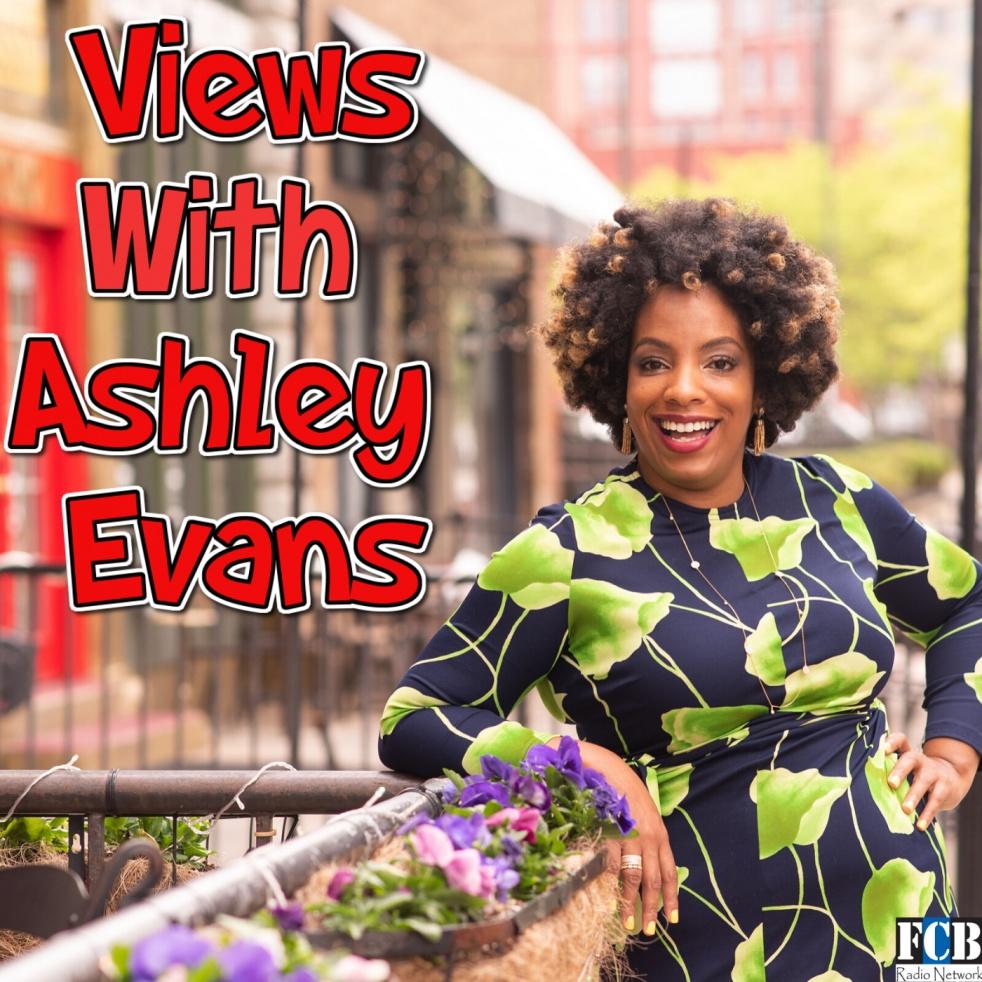 Views with Ashley Evans - immagine di copertina