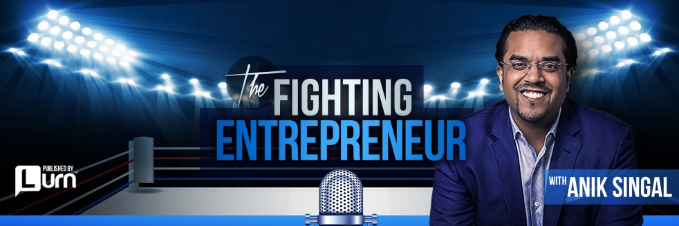 The Fighting Entrepreneur - show cover