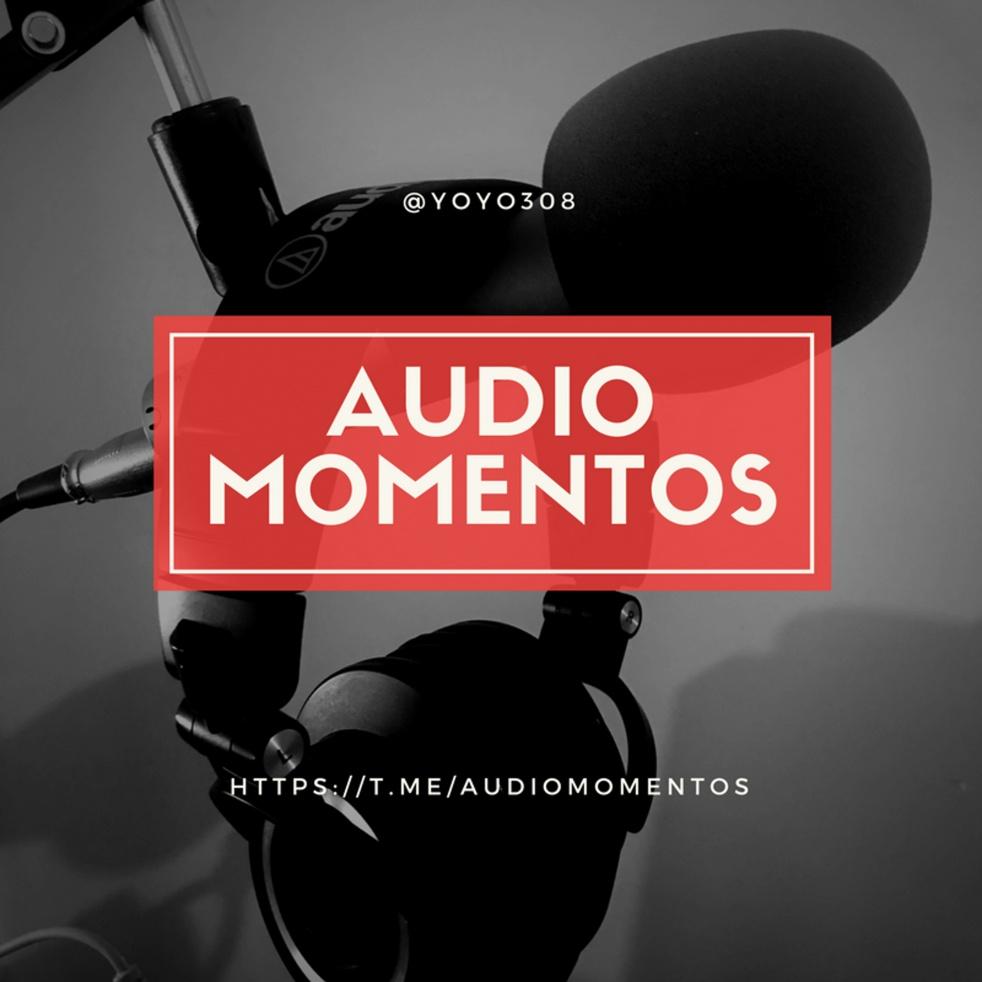 Audio Momentos - show cover