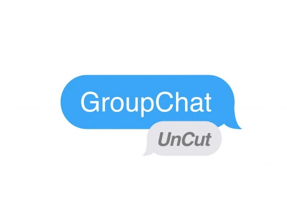 GroupChat UnCut - immagine di copertina dello show