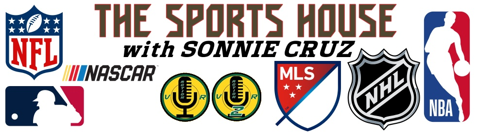 The Sports House With Sonnie Cruz - imagen de show de portada
