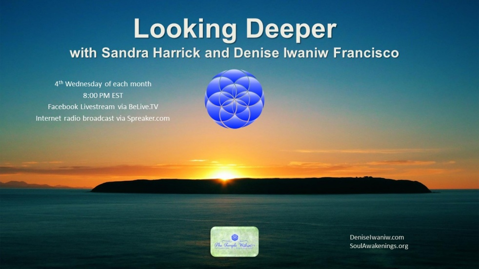 Looking Deeper - show cover