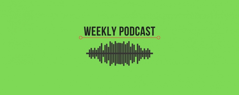Weekly Podcast with Daniel Rajer - immagine di copertina