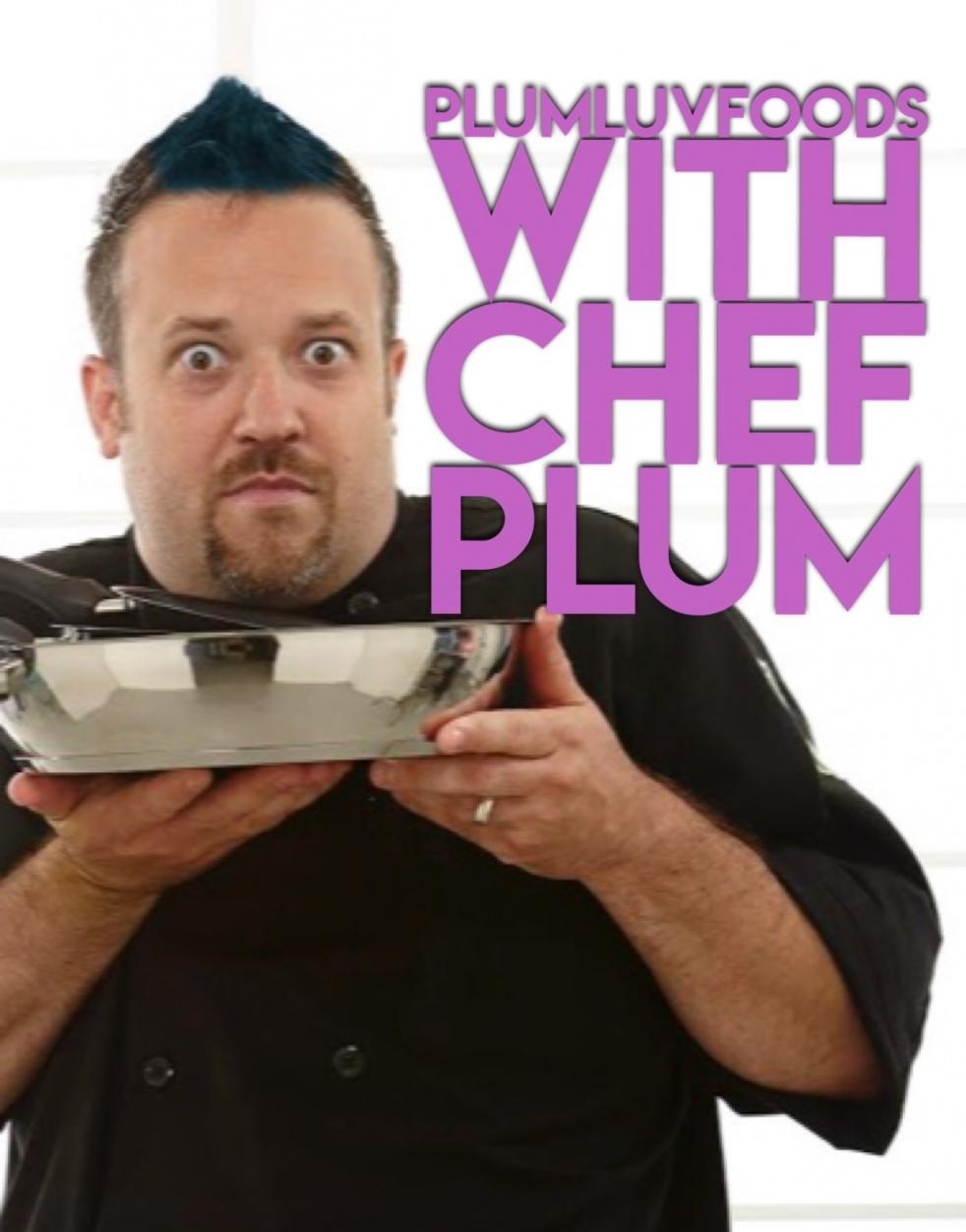 Plumluvfoods - immagine di copertina dello show