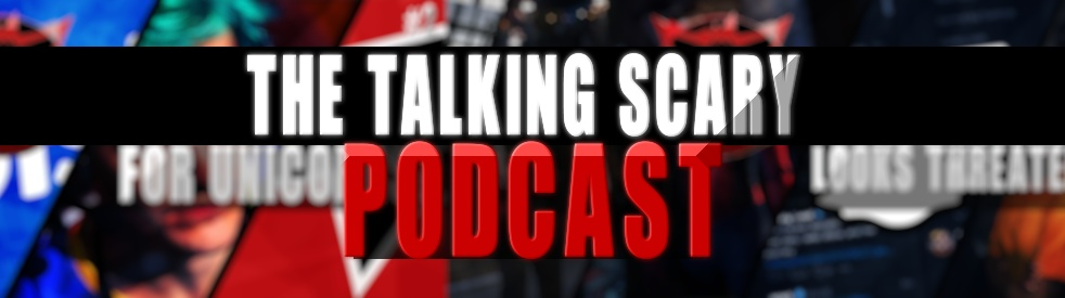 The Talking ScaRy Podcast - immagine di copertina dello show