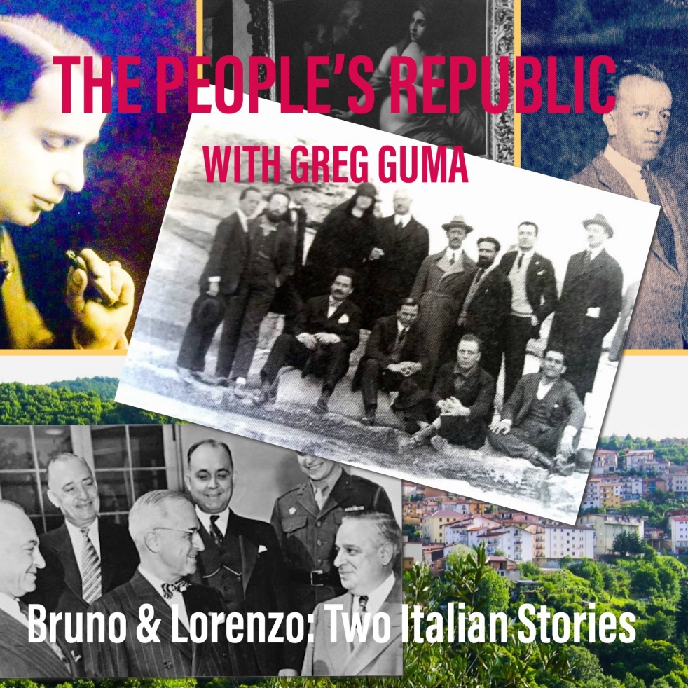 Bruno and Lorenzo: Two Italian Stories - show cover