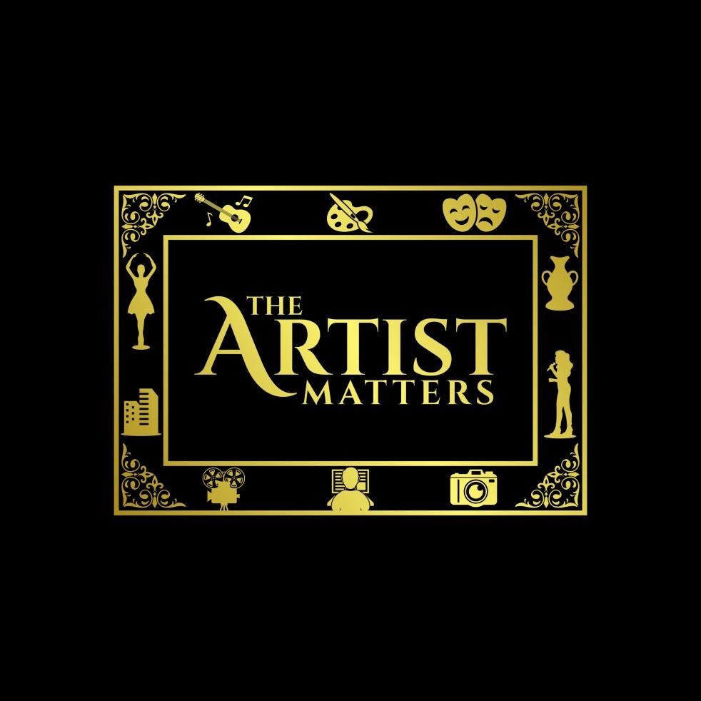 The Artist Matters - immagine di copertina dello show