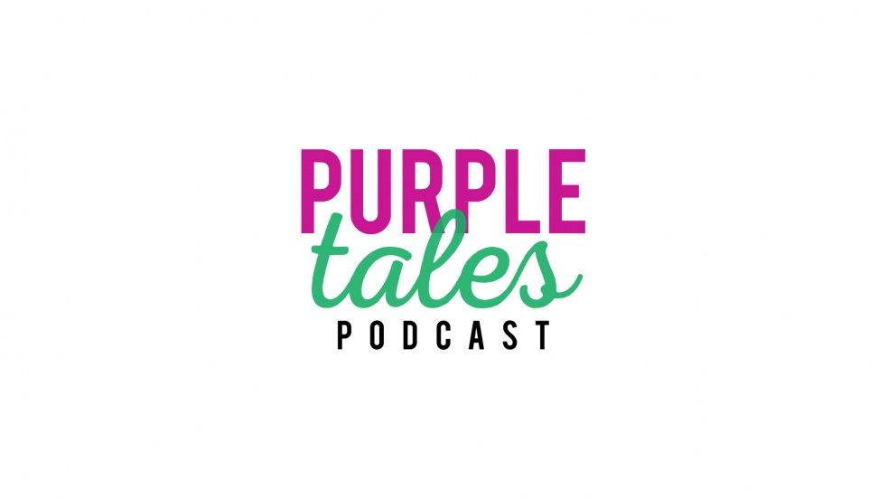 Purple Tales Podcast - Cover Image