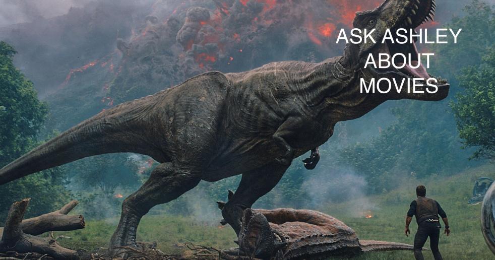 Ask Ashley About Movies's show - immagine di copertina dello show
