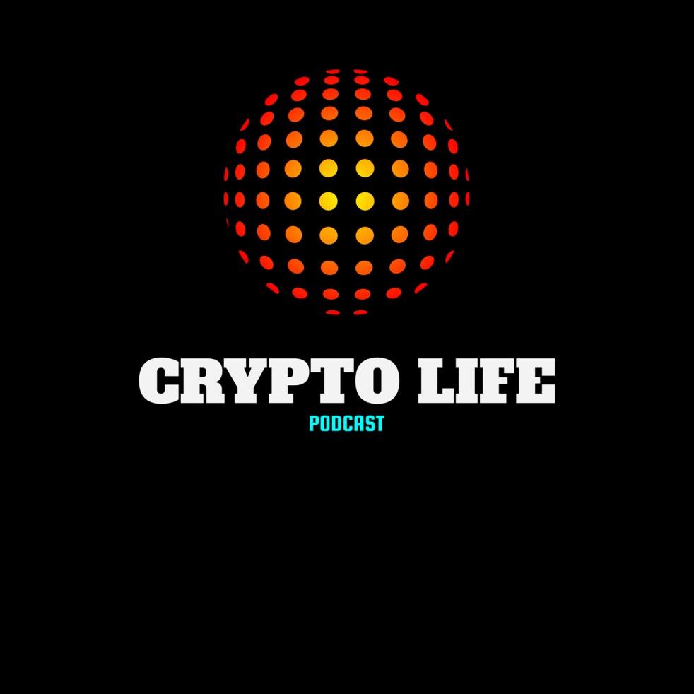 Crypto Life Podcast - show cover