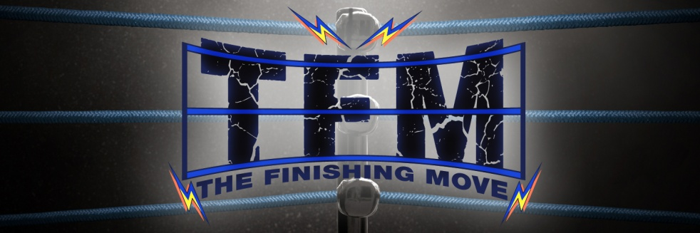 The Finishing Move - immagine di copertina dello show