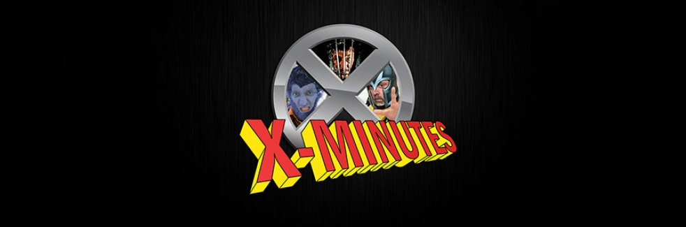 X-Minutes Podcast - show cover