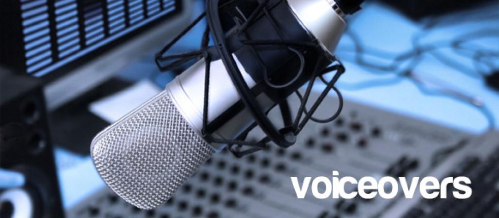 Voice Over Samples - imagen de show de portada