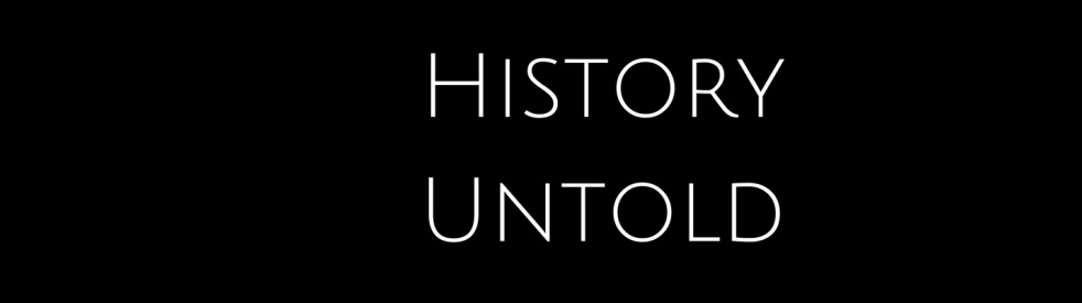 History Untold - show cover