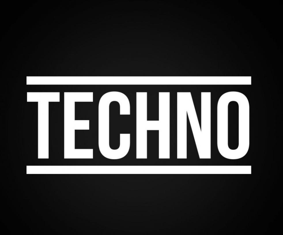 Techno Old School - Cover Image