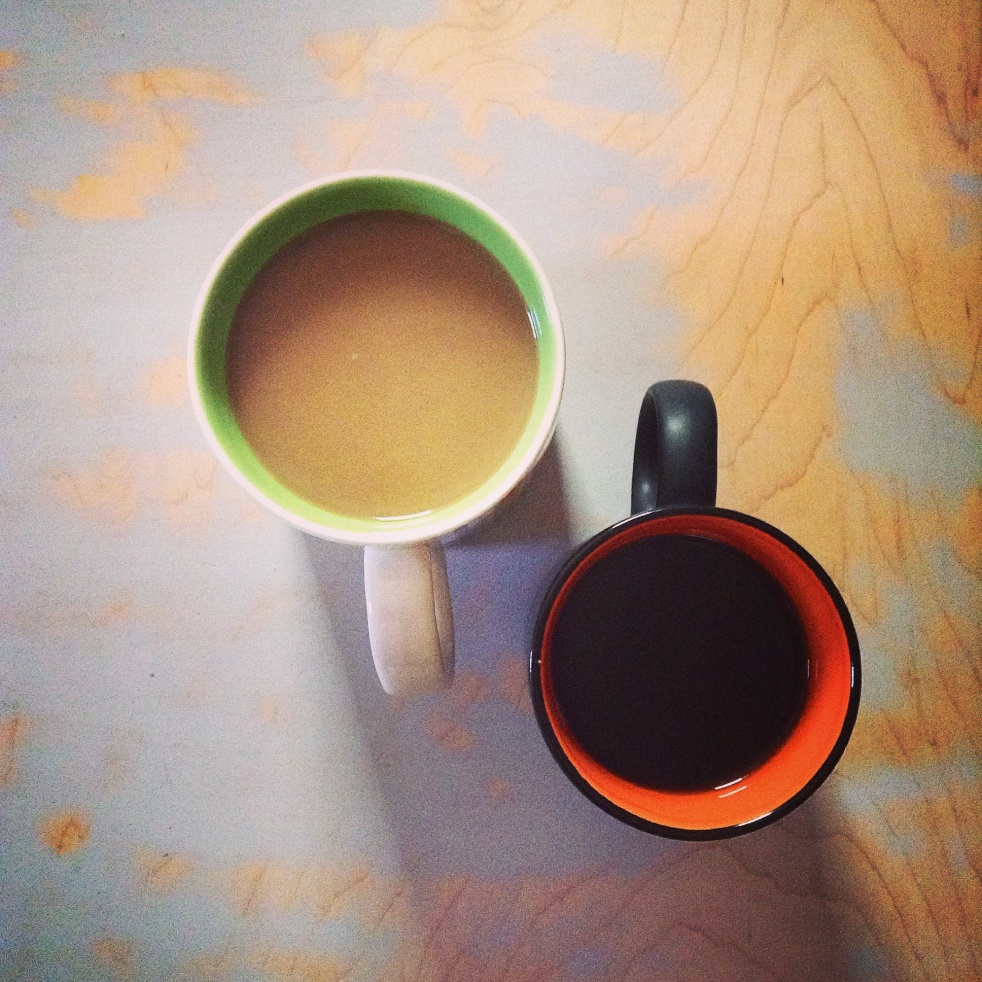 Coffee Breath - show cover