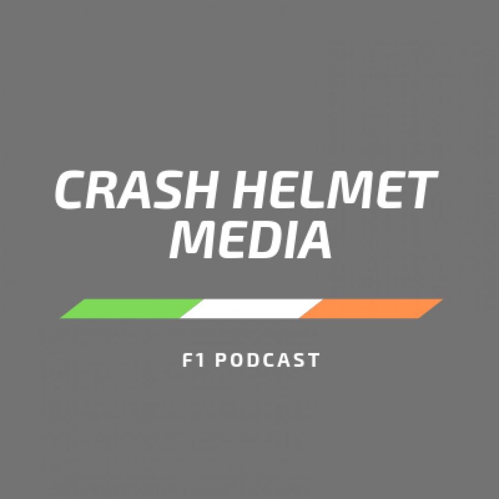 Crash Helmet F1 - show cover