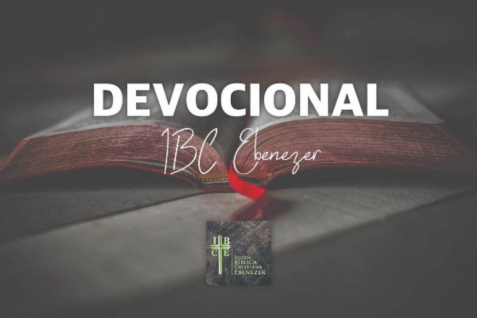 Devocionales IBC Ebenezer - imagen de portada