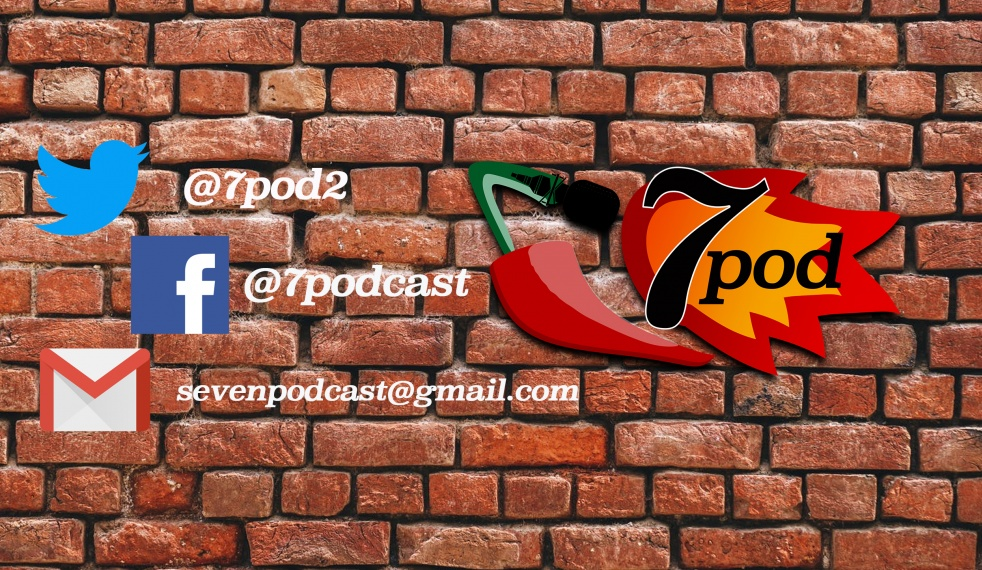 7pod podcast - show cover